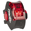 Red Cycling Products Power LED USB Rear Light Sykkellys Svart